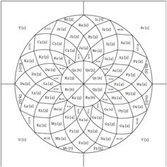 Optional Template for the Giant Dahlia Quilt Template Set