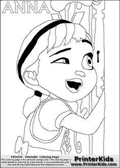 1000+ images about Disney Frozen Coloring Page Printouts