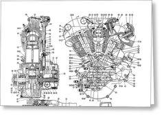 HARLEY DAVIDSON 1991-93 FLSTC FLHS WIRING DIAGRAM Service