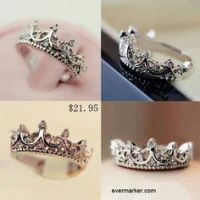 Sweet 16 ideas on Pinterest | Sweet 16, Crown Rings and ...