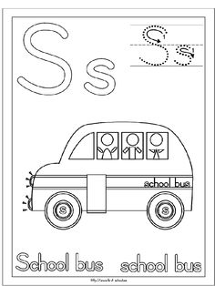 Education World: School Bus Seating Chart Template