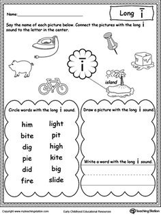 Long a vowel sound worksheet. 'a_e'; 'ai'; & 'ay
