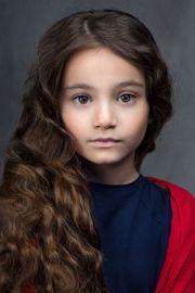 beautiful 6 year girl