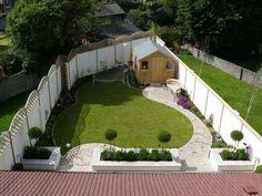 Triangular Garden Plan Cultivate Pinterest Gardens Searches
