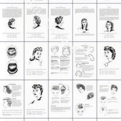 Vintage Pin Curls Diagram John Deere 317 Wiring 1000+ Ideas About 1940s Hairstyles On Pinterest   Hair, Hair And