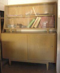 1000+ images about 1950's blond furniture on Pinterest ...
