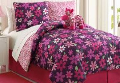 How To Find Cute Girls Bedding Overstock