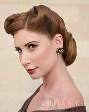 1000 1930's hairstyles makeup