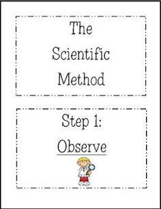 Scientific Method Steps, Examples & Worksheet