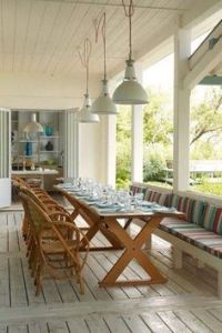 Lanais, verandas, patios, etc. on Pinterest