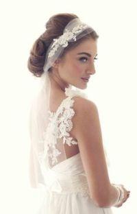 Veils and Headpieces on Pinterest | Wedding Veils, Veils ...