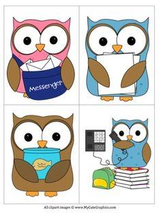owl supply monitor clip art clipart