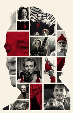 Bill Murray Poster -
