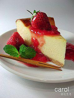 Carol 自在生活 : 輕乳酪蛋糕 | Recipe | Pinterest | Light Cheesecake. Cheesecake and Lights