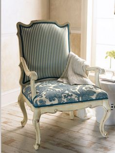 1000 images about Reupholstered chairs on Pinterest
