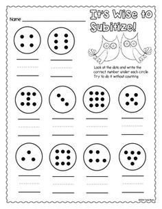 One, Two, Three: Math Time!: Touch Point Math! Flash cards
