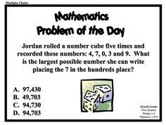 1000+ images about Math Problem Solving on Pinterest