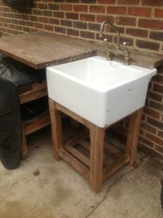 1000 ideas about Outside Sink on Pinterest  Outdoor