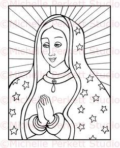 1000+ images about OUR LADY OF GUADALUPE: For children! on