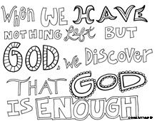 Religious Quotes Coloring Pages Adult. QuotesGram