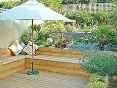 Image Result For Decking Ideas For Sloping Garden Garden