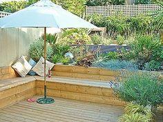 Image Result For Decking Ideas For Sloping Garden Garden