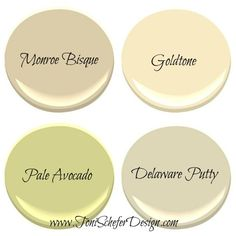 Paint Colours For A Noth Facing Room Try To Avoid Anything With Green Or