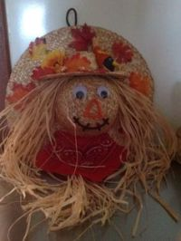 1000+ images about Straw Hat Crafts on Pinterest ...