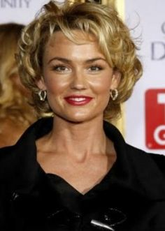 Short Hairstyles For Women Over 50 With Curly Hair Hairstyles To