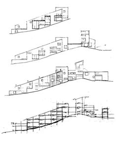 Plans for Condominium One. (Designed by: Richard Whitaker
