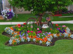 27 Gorgeous And Creative Flower Bed Ideas To Try Gardens