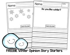 My Favorite Book opinion writing perfect for first grade