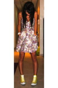 junior prom on Pinterest   Converse, Dress And Converse ...