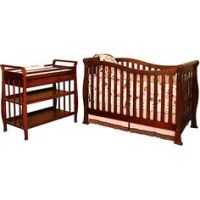 Changing tables, Baby bedroom sets and Cribs on Pinterest