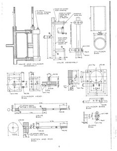 Portable steam engine, from the album 'Improved steam
