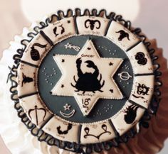 1000 Images About Zodiac Sign Cakes On Pinterest Zodiac