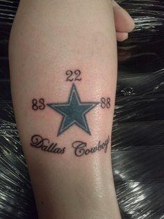 cowboys tattoo tattoos
