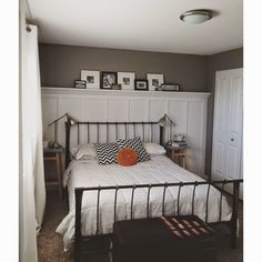Keep Home Simple Our Split Level Fixer Upper I Could Practice Board And Batten Skills In My Good Enough For Now Bedroom