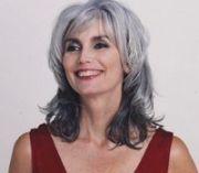 embracing grey hair