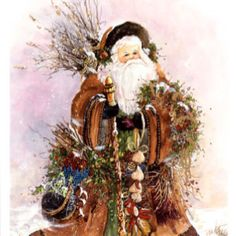 1000 Images About Old World Santa Claus On Pinterest