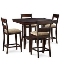 Delran 5-Piece Dining Room Furniture Set, Only at Macy's ...