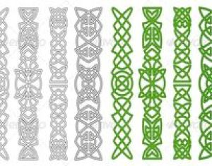 Celtic Knotwork Cliparts Stock Vector And Royalty Free