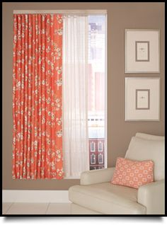 1000 Images About Layered Ripplefold Window Treatments On Pinterest Curtains Traditional