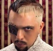 urban hair design men - bing