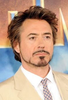 Showing Gallery For Robert Downey Jr Iron Man 2 Hairstyle