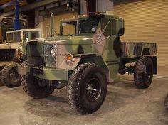 Custom Bobbed 72 M35a2 Deuce And A Half Used For Sale (6) - Modern