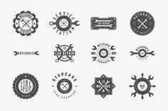 Creative Billiard logo design vector material creative