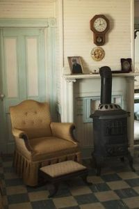 1000+ images about 1940s living room on Pinterest | 1940s ...