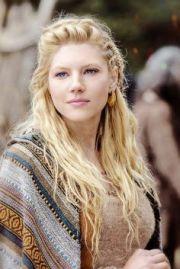 warrior woman braided hairstyle