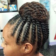 African American Braid Cornrow Hairstyles Twists Hairstyles For
